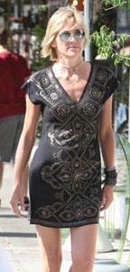 Sharon Stone in Halé Bob