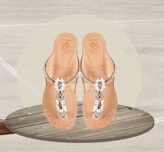 Maliparmi Schoenen Zomer 2010 slippers