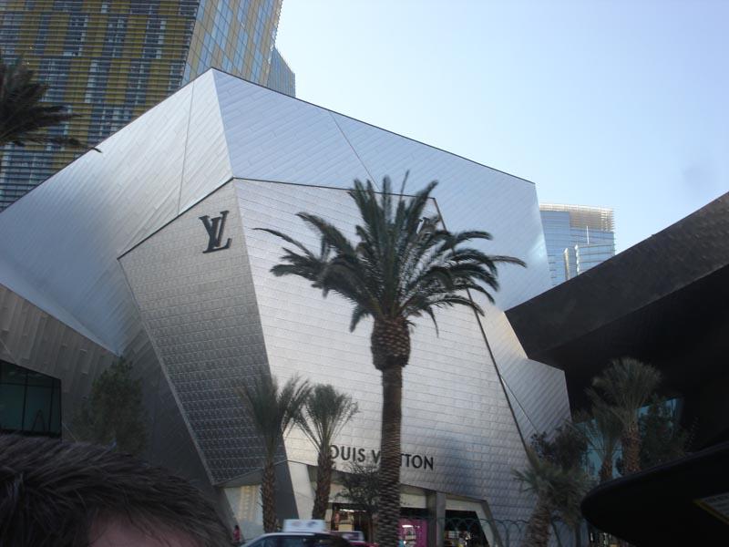 Louis Vuitton Winkel Las Vegas Strip