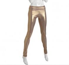 Gouden legging Eryn Brinie