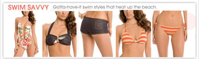 Guess Zomer 2010 Bikini's