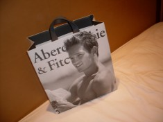 abercrombie and fitch Kledingwinkel Amerika
