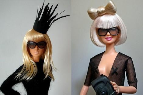 Lady Gaga Barbie