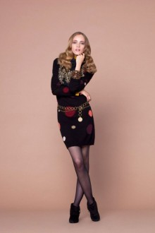 Essentiel Wintercollectie 2011 trui-kleedje