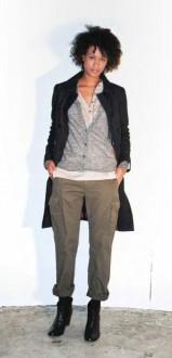 Bellerose Wintercollectie Lange jas