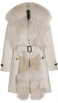 Burberry Prorsum Wintercollectie