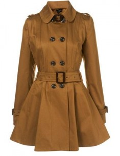 Trench Coat Topshop