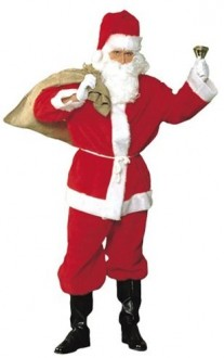 Kerstman outfit