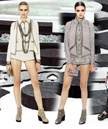 Chanel Zomercollectie 2011