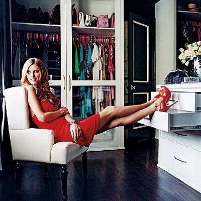 Dressing Nicky Hilton