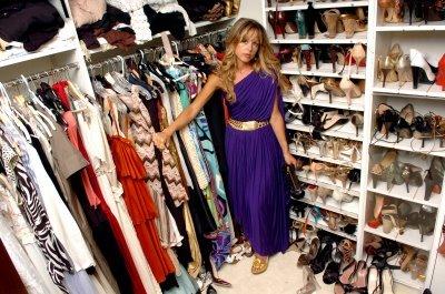 Dressing Rachel Zoe