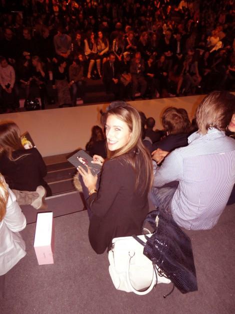 Amsterdam fashionweek - steffi Vertriest