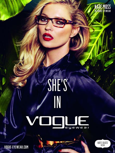 Vogue Brillenmode 2011