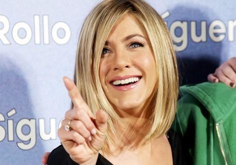 Jennifer Aniston Kort haar