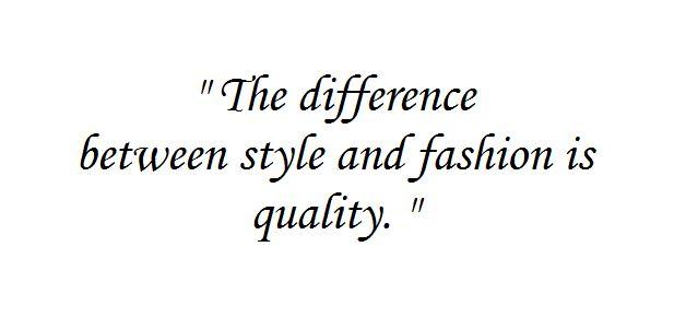 Fashion Quote Giorgio Armani
