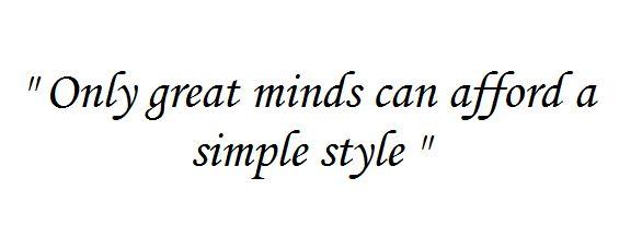 Fashion Quote Stendhal