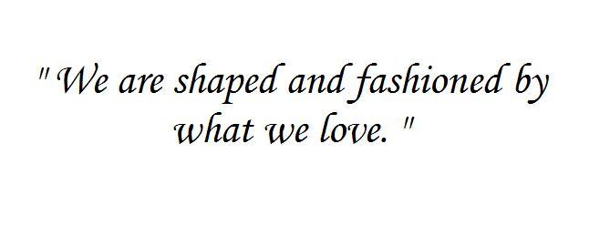 Fashion quotes Von Goethe