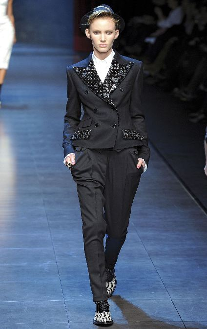 Wintercollectie 2012 Dolce And Gabbana