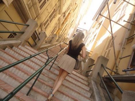 Felicity in Cannes - Steffi Vertriest