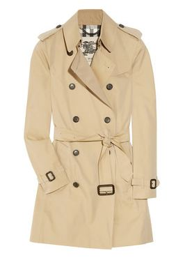 Trenchcoat Burberry 2011-2012