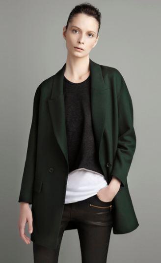 Zara Wintercollectie 2011-2012