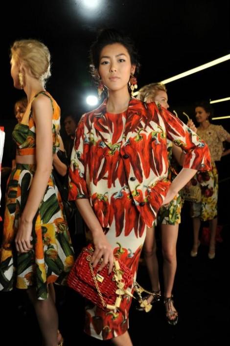 Dolce And Gabbana 2012