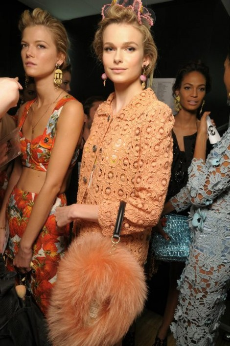 Dolce And Gabbana Collectie Zomer 2012