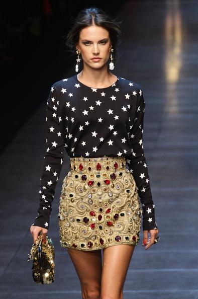 Dolce & Gabbana Wintercollectie 2011-2012