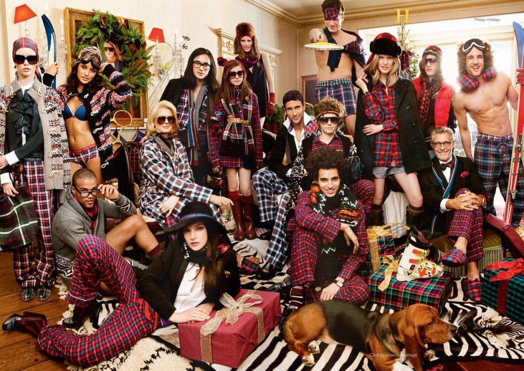 Tommy Hilfiger 2012 Preppy Holiday