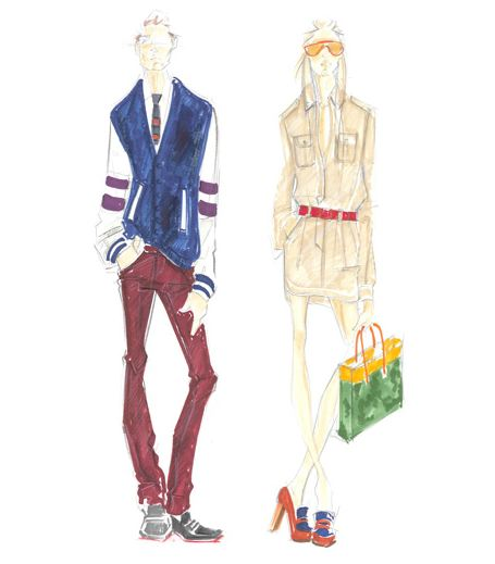 Tommy Hilfiger Zomercollectie 2012