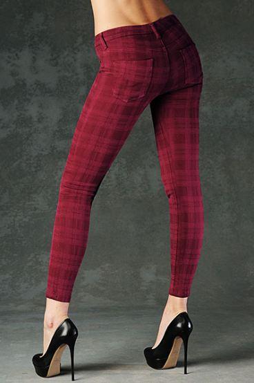 Hudson jeans Ruiten rood