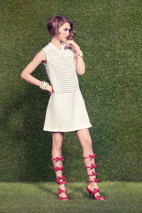 Louis Vuitton Cruisecollection 2012