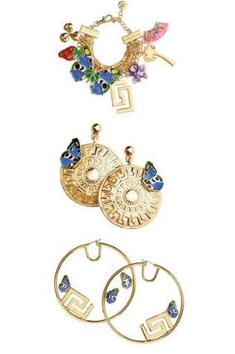Versace For H&M 2012 Accessoires