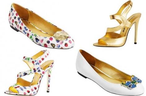 Versace for H&M schoenen 2012