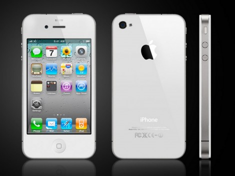 Iphone White 4S