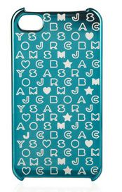 Iphone cover Marc By Marc Jacobs blauw
