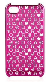 Iphone cover Marc Jacobs Pink