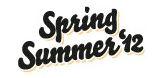 Spring Summer 2012