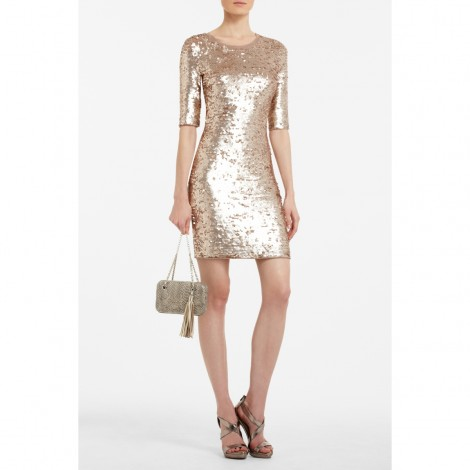 BCBG 2012 Glitter jurk