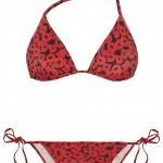 Badmode 2012 YSL bikini
