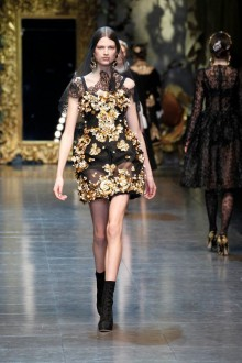 Dolce And Gabbana Wintercollectie 2012-2013