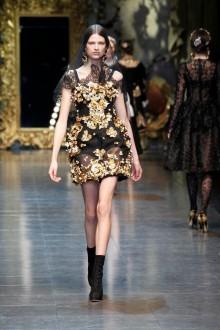 Dolce And Gabbana Wintercollectie 2012-2013