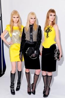 Versace Wintercollectie 2012-2013