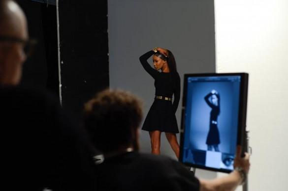 Pinko Wintercollectie 2012-2013 Naomi Campbell