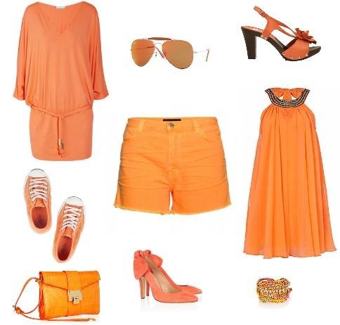 Outfit Inspiratie Oranje