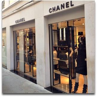 Chanel Winkel Venetië