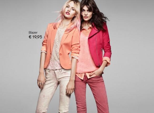 H&M zomercollectie 2013