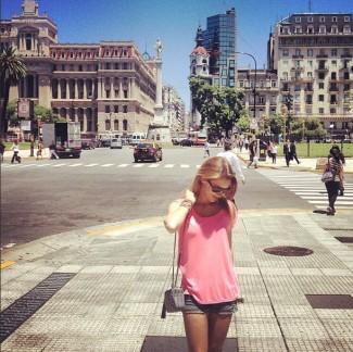Steffi Vertriest Buenos Aires