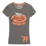 Superdry t-shirt zomercollectie