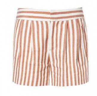 Zara short strepen